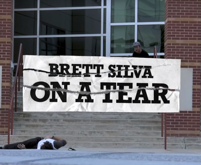 Brett Silva - On A Tear