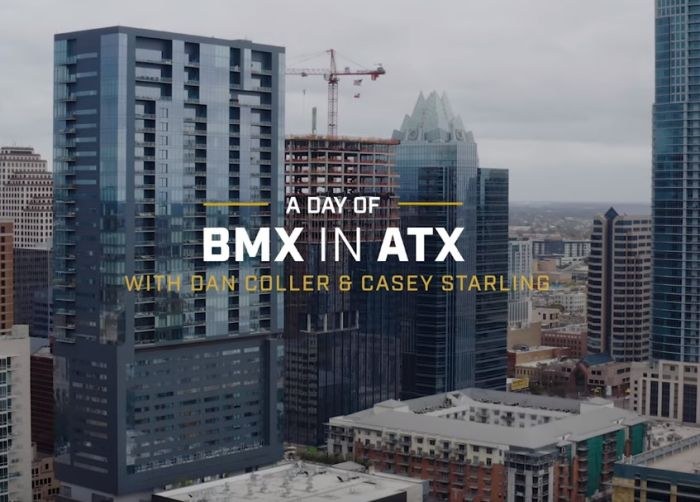 KINK - A Day of BMX in ATX!