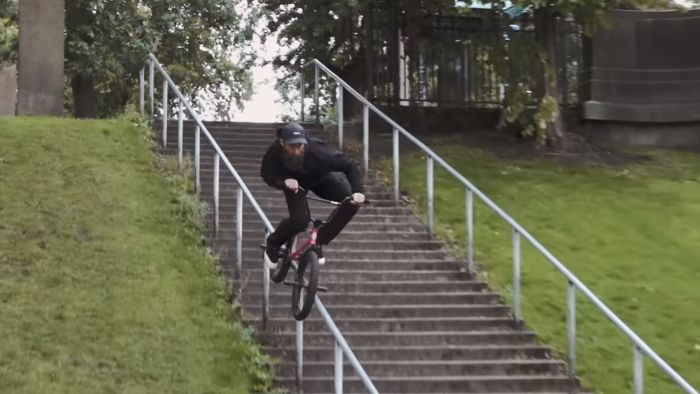 DigBMX - BSD x ODYSSEY - Break Glasgow